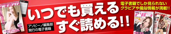 アソビーノ編集部発行の各種電子書籍
